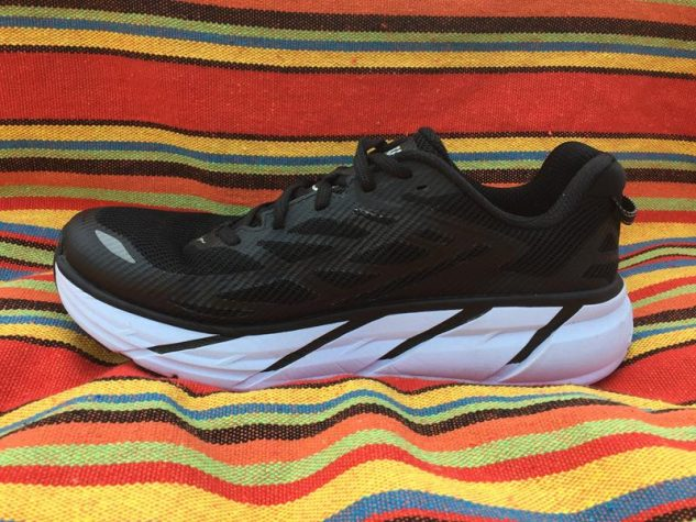 Hoka One One Clifton 3 - Lateral Side