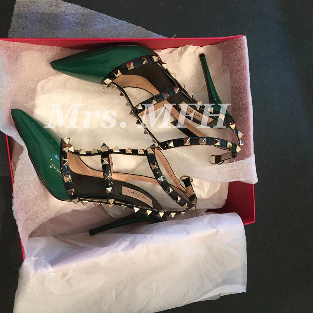 123ac47959 tPF Member: Mrs. Mfh Shoes: Valentino Rockstud Pumps Shop: Similar styles  via