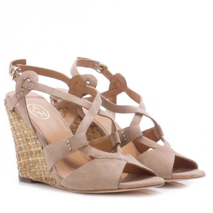 ash jade wedges shoes