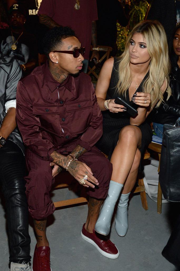 18526cdb3 Kylie Jenner & Tyga's Celebrity Couple ShoeStyle - Best Designer ...