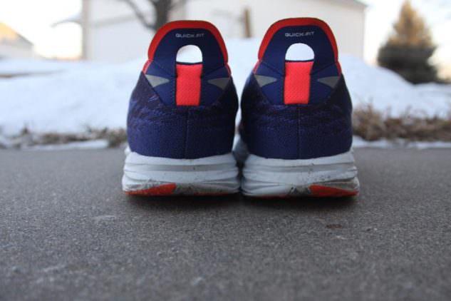 Skechers GOrun 5 - Heel