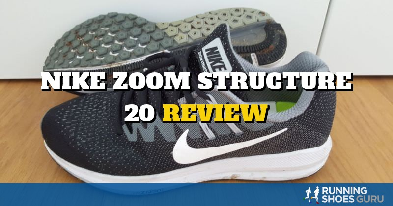 Nike Zoom Structure 20 Review