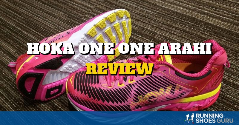 Hoka One One Arahi Review