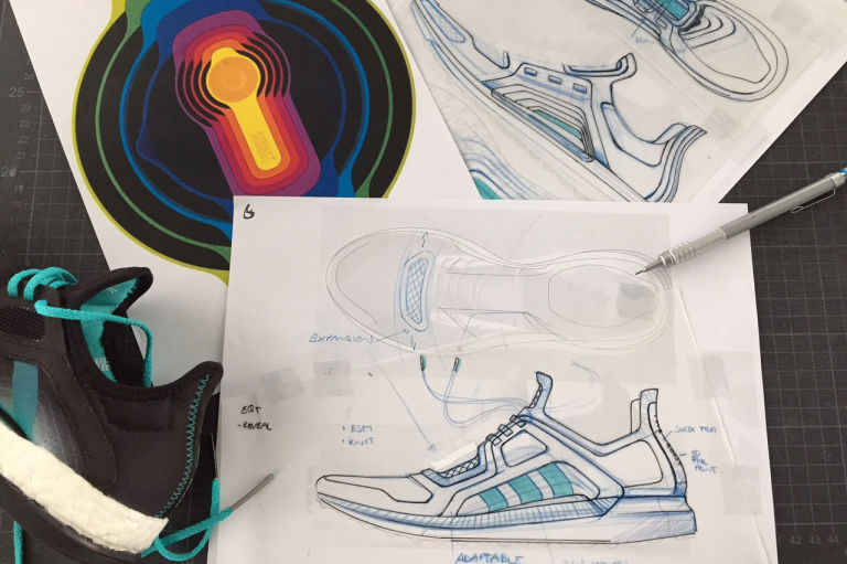 gallery-1454341814-adidas-ss16-pureboost-running-shoes-sketch