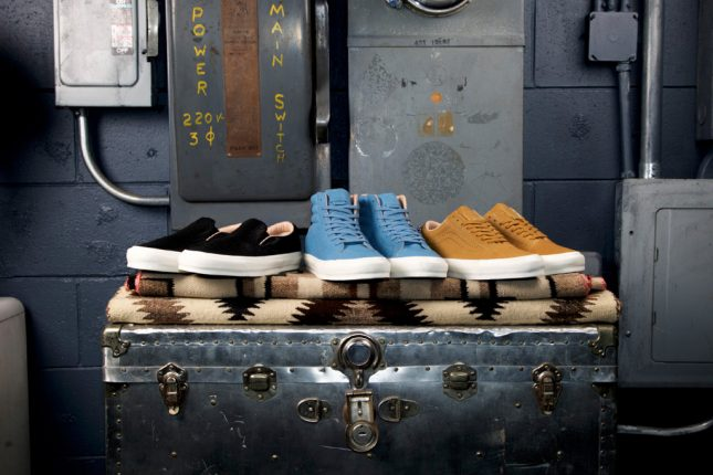 Proper x Vault by Vans Tatanka Collection