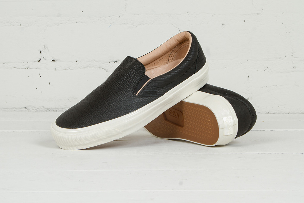 Proper x Vault by Vans Tatanka Collection Slip-On LX