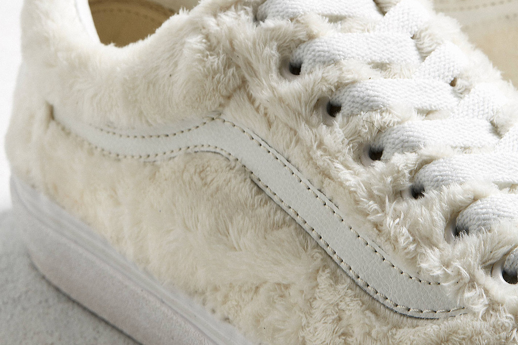 Vans Old Skool Sherpa