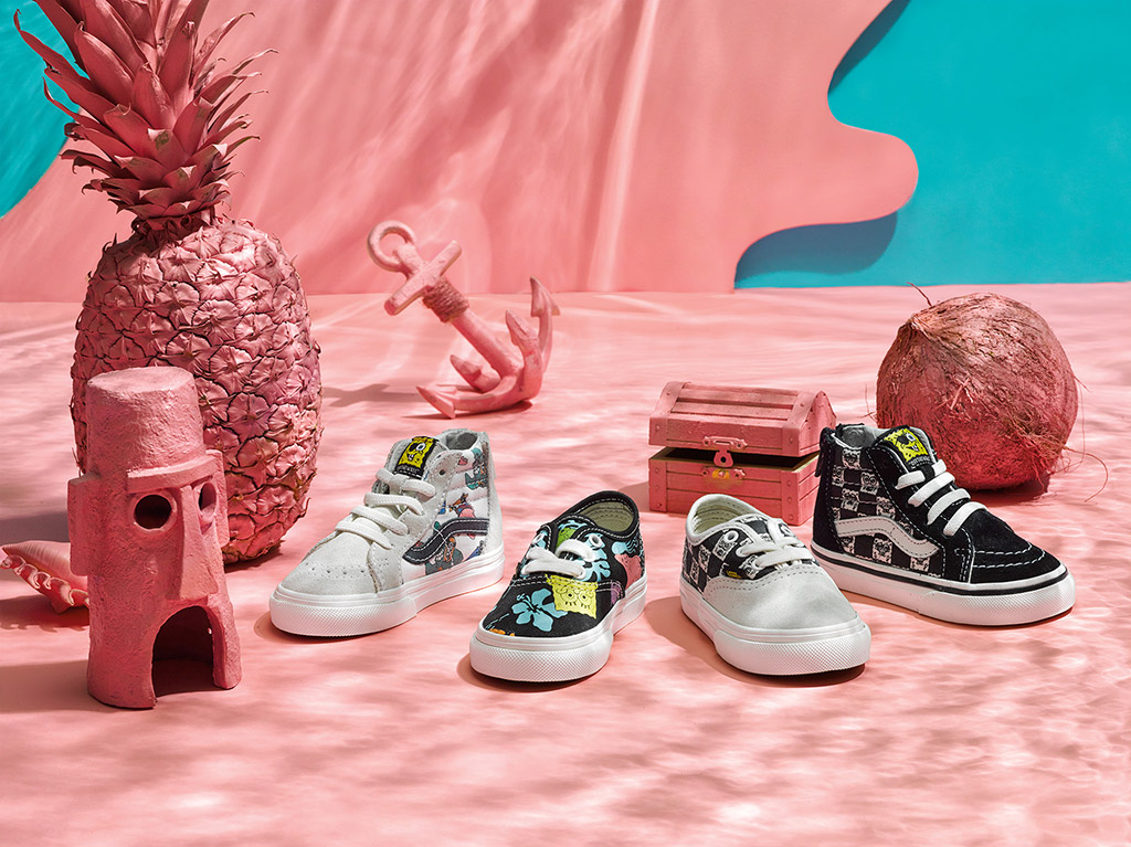 Vault by Vans x SpongeBob SquarePants