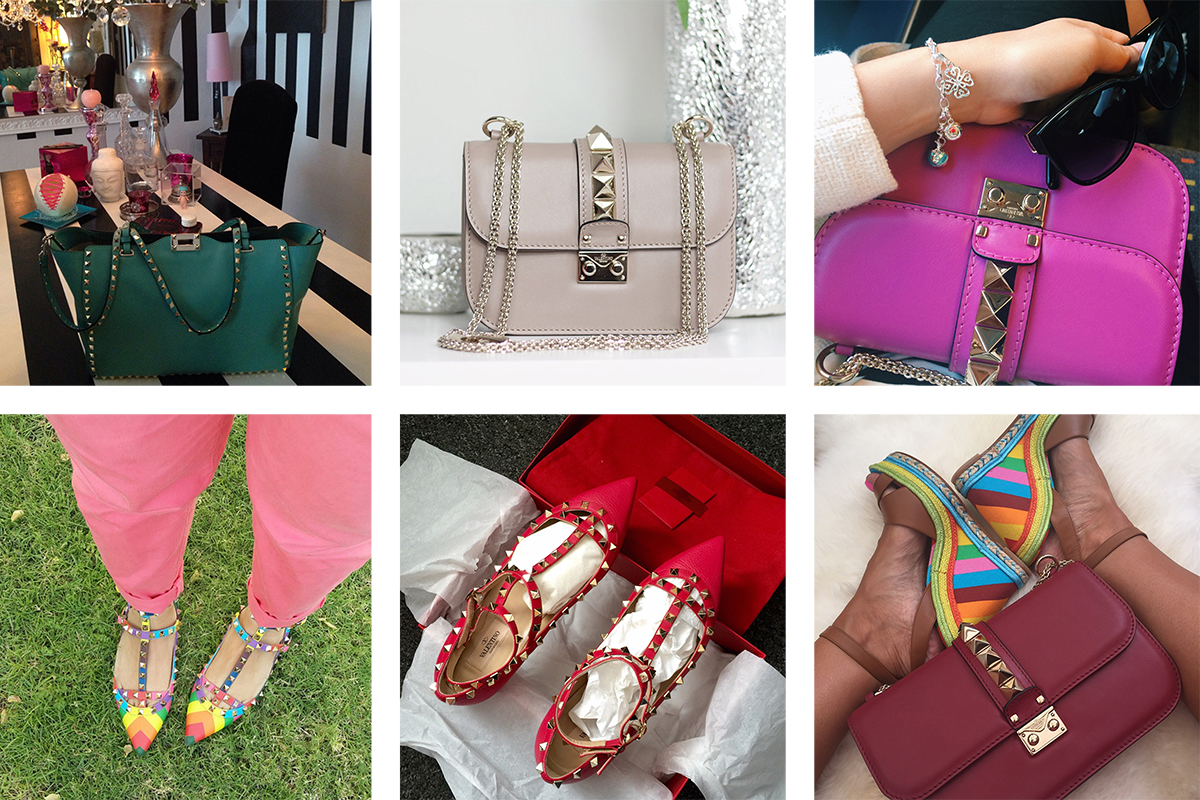 8a552d33bb Valentino In Action: Check Out Our PurseForum Members' Beautiful Bags and  Shoes - Best Designer Shoes Review For You