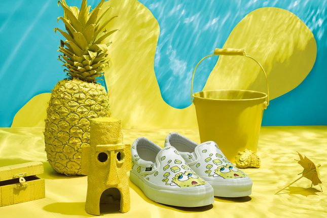 Vault by Vans, SpongeBob SquarePants